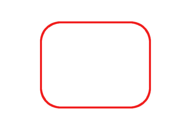 pin red rounded rectangle - photo #5