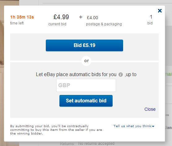 Hi Have You Noticed The New Automatic System Is Page 2 The Ebay Community