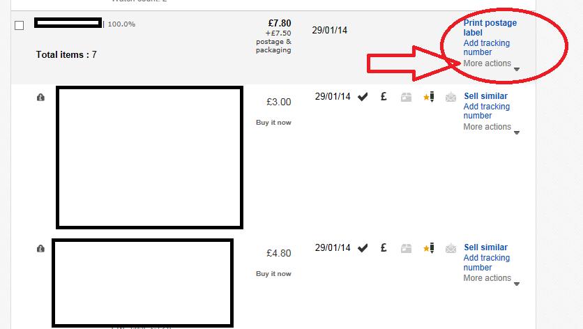 How Do I Change An Invoice Once It Has Already Bee The EBay - Ebay invoice buyer
