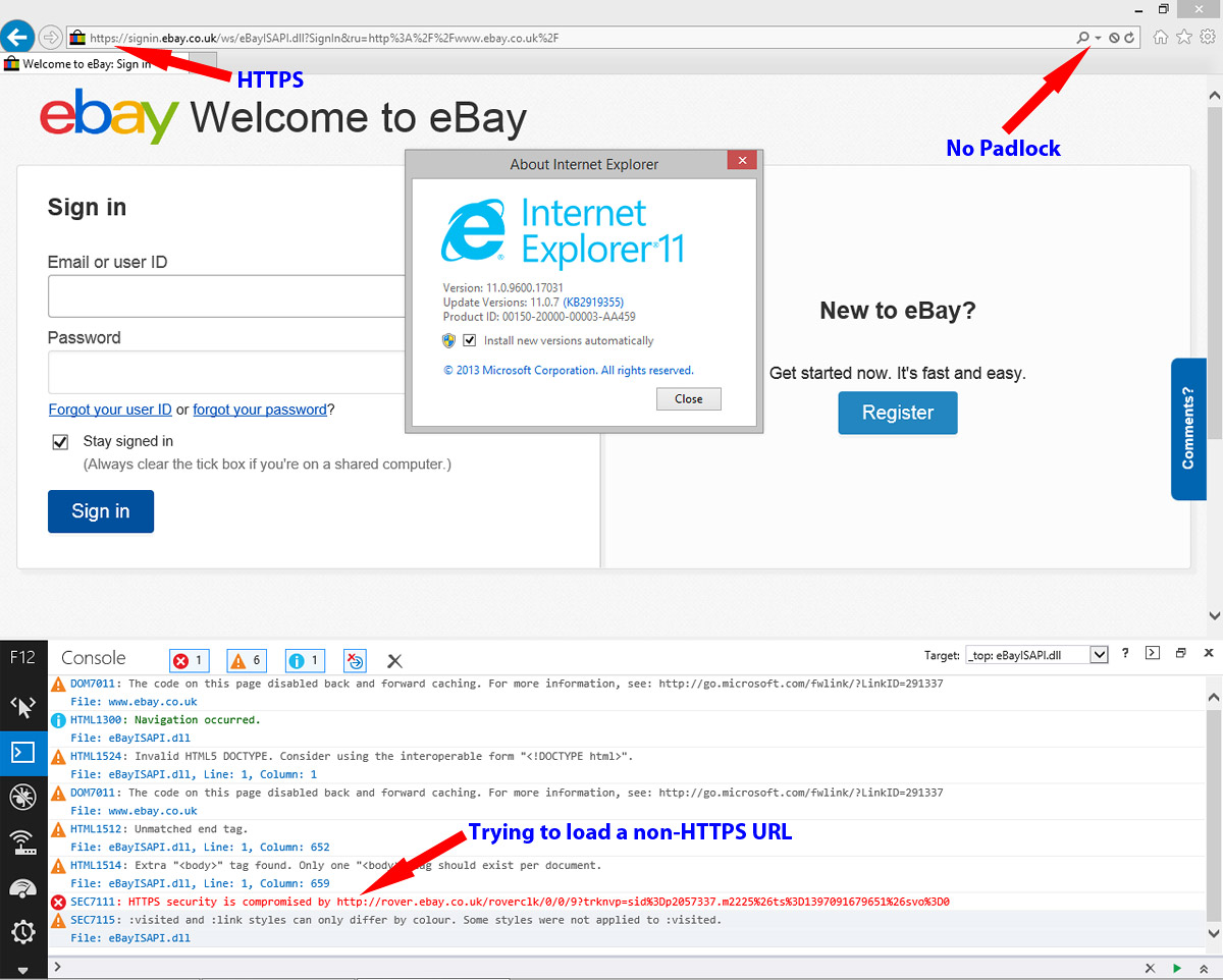 how to find ebay id of seller